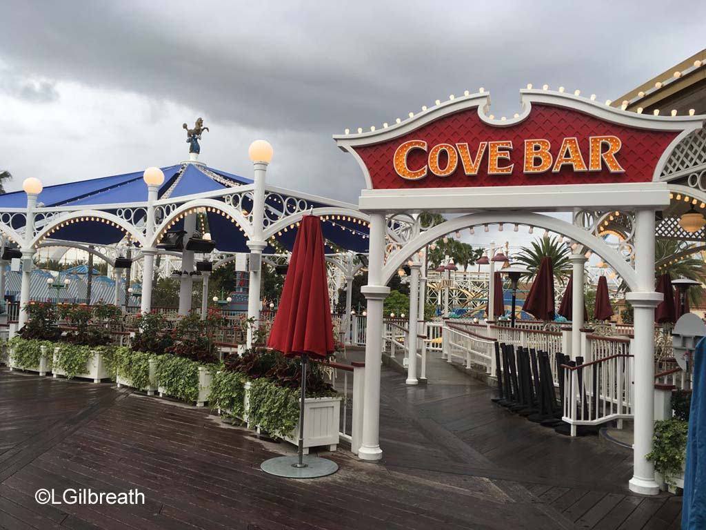 Cove Bar Reopens Temporarily