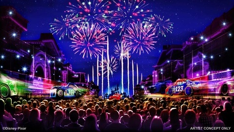 Pixar Fest Begins at Disneyland and DCA