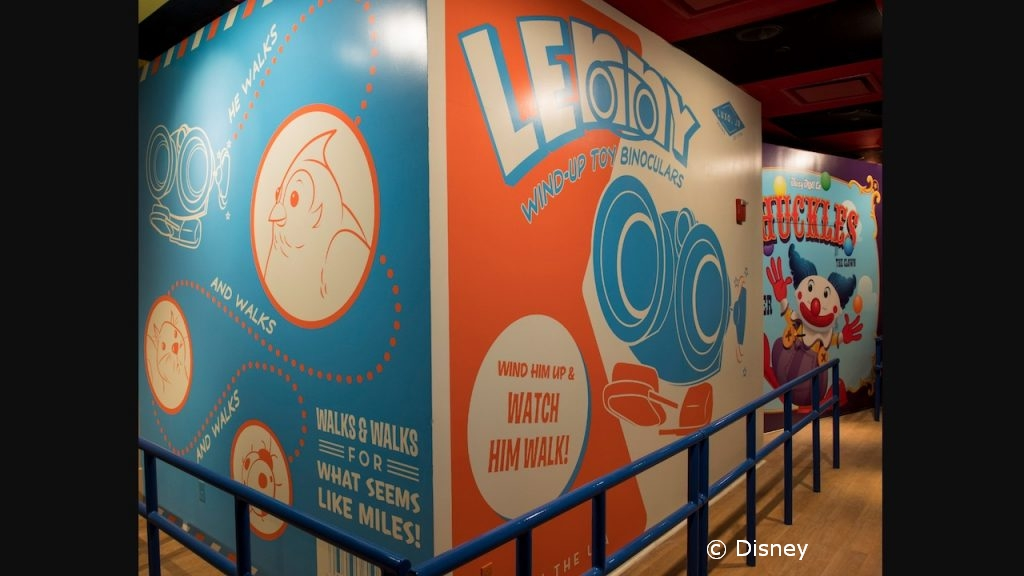 Two New Characters Arrive in Toy Story Mania Queue