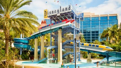 Disneyland Resort Hotels Offering Pixar Fest Experiences