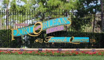 French Quarter Offering Painting on de' Bayou