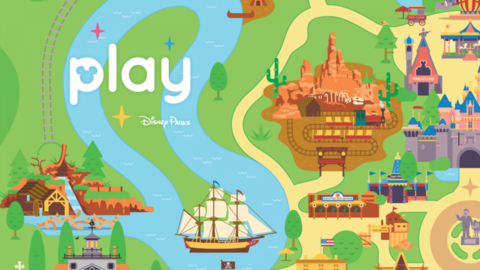 Play Disney Parks App Coming This Summer