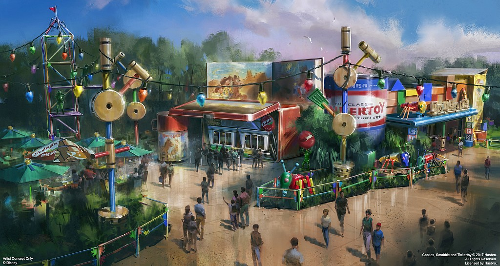 Exclusive Access to Toy Story Land Upcoming for Passholders