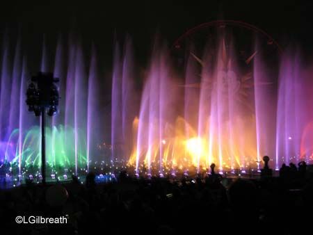 World of Color Reopening Delayed Through Late 2018