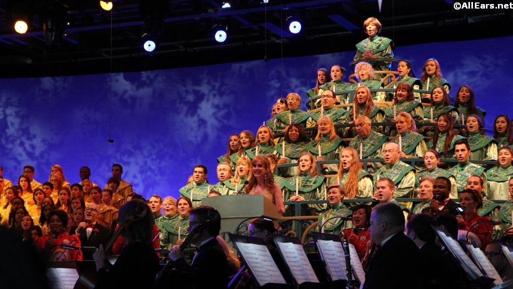 Candlelight Processional Dining Packages on Sale NOW!