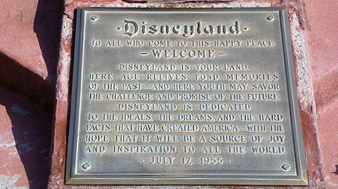 Happy 63rd Birthday, Disneyland!