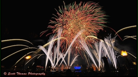IllumiNations: Reflections of Earth to End Its Run in 2019!