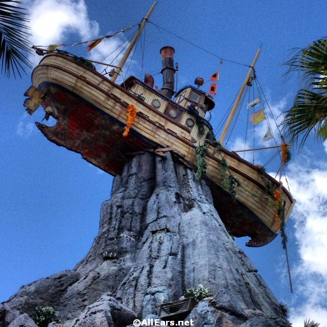 Typhoon Lagoon Closed 2/16-2/17