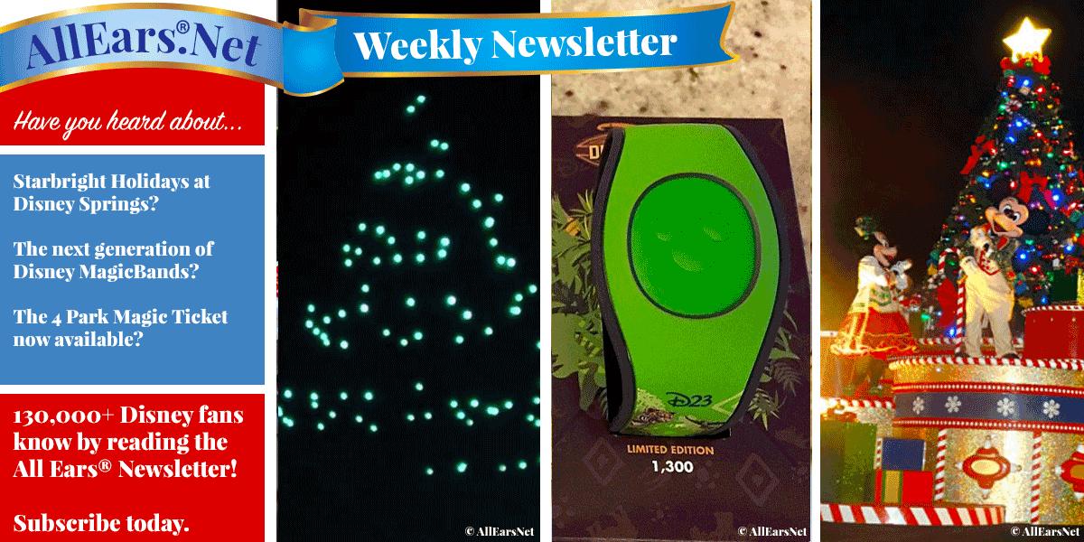 Get the latest Disney News every week | AllEars.net