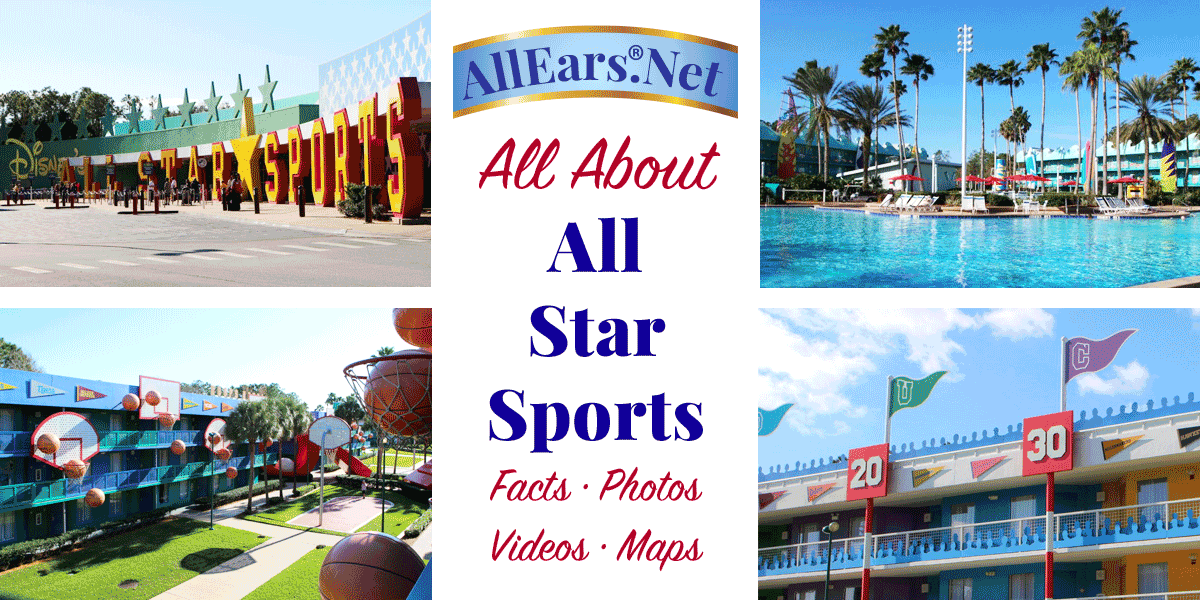 All About Disney's All Star Sports Resort at Walt Disney World | AllEars.net