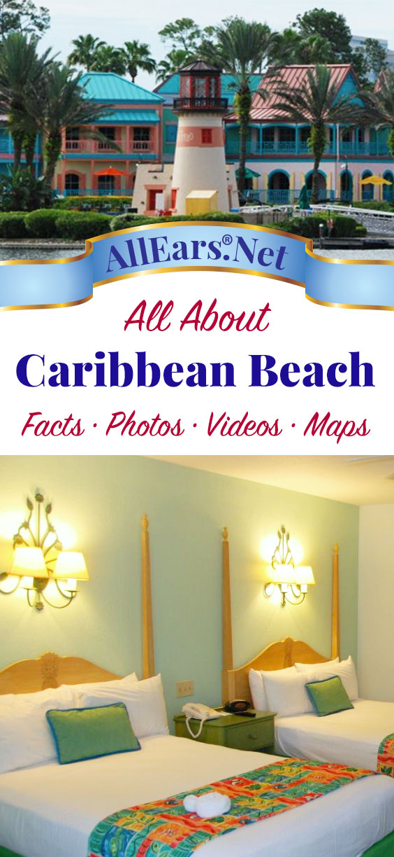Caribbean Beach Fact Sheet - AllEars.Net