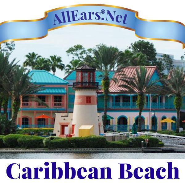 All About Disney's Caribbean Beach Resort at Walt Disney World | AllEars.net