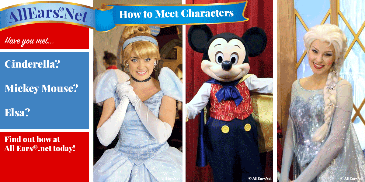 How to meet Disney characters at Walt Disney World | AllEars.net