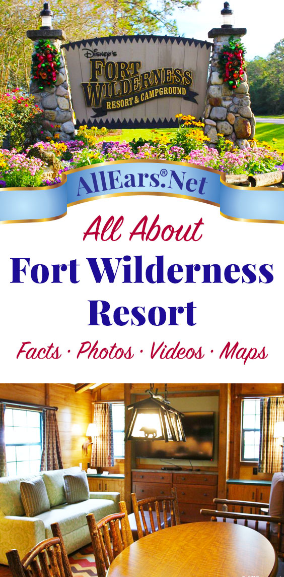 Facts About Disneyu0027s Fort Wilderness Resort U0026 Campground At Walt Disney  World | AllEars.net