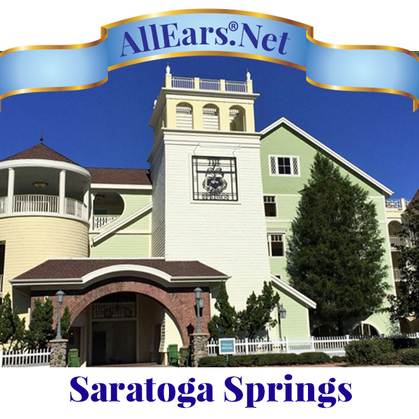 All About Disney's Saratoga Springs Resort and Spa at Walt Disney World | AllEars.net