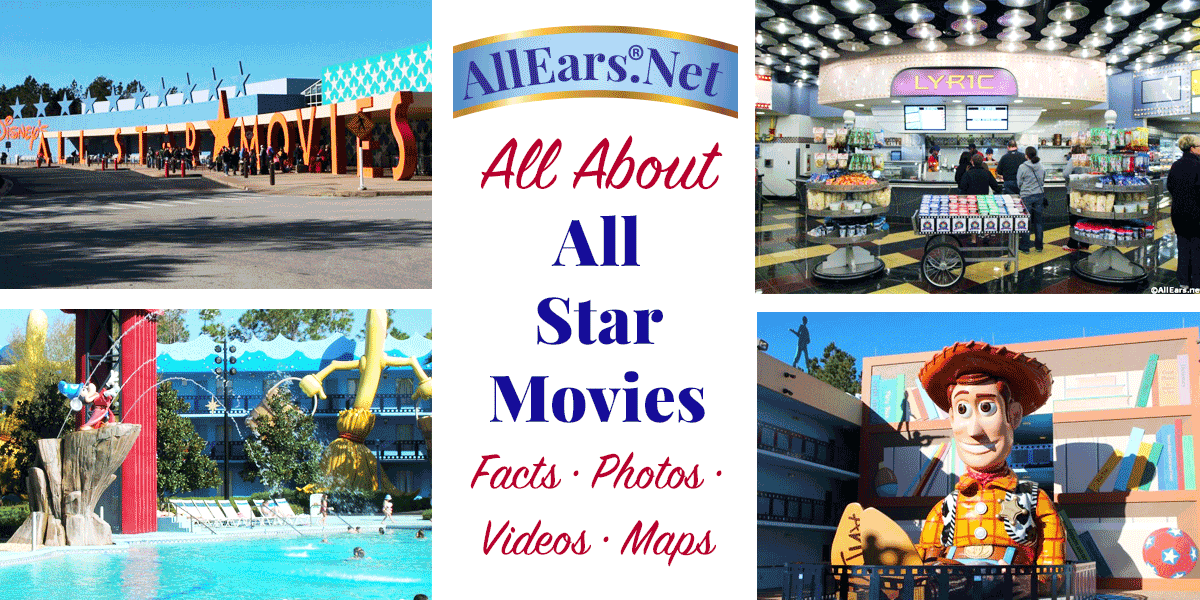 Everything you want to know about Disney's All Star Movies Resort hotel at Walt Disney World | AllEars.net