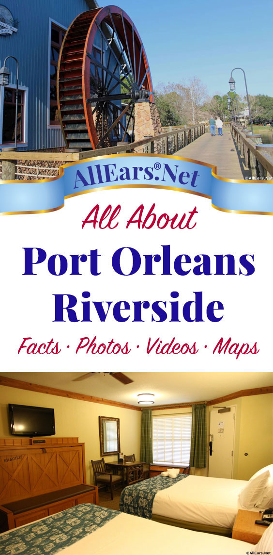 A Guide to Disney's Port Orleans Riverside Resort at Walt Disney World | AllEars.net