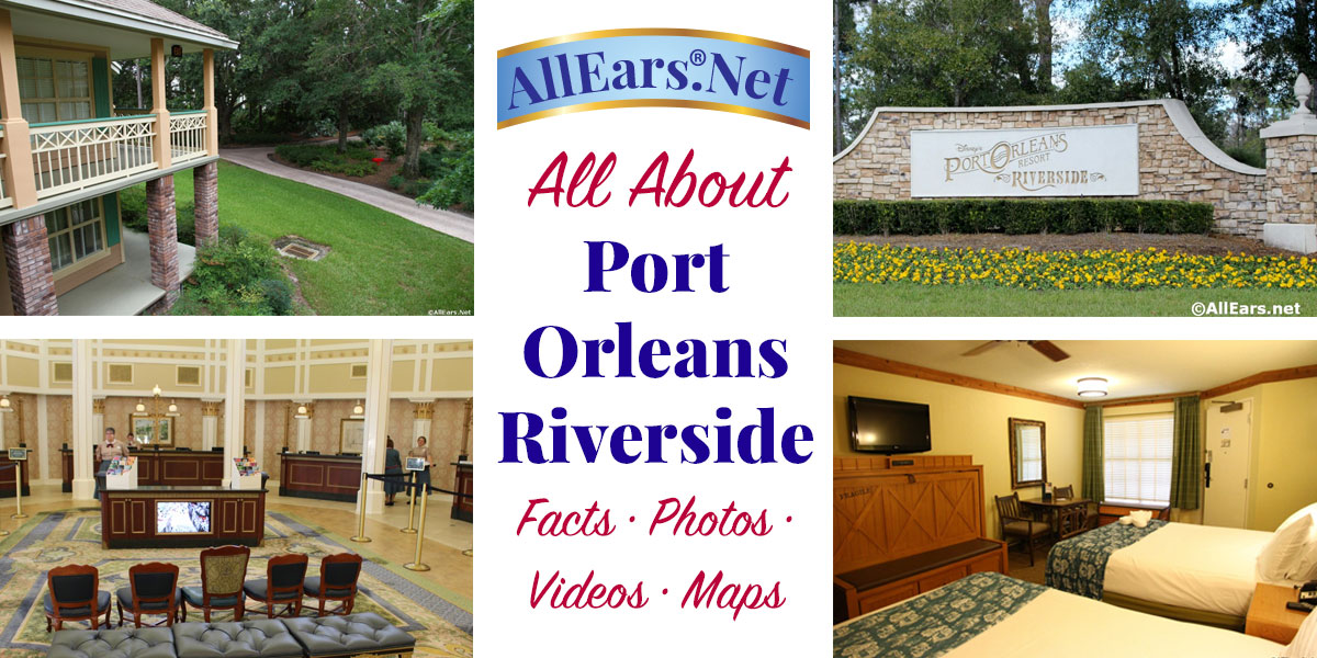 A Guide to Disney's Port Orleans Riverside Resort at Walt Disney World | AllEars.net