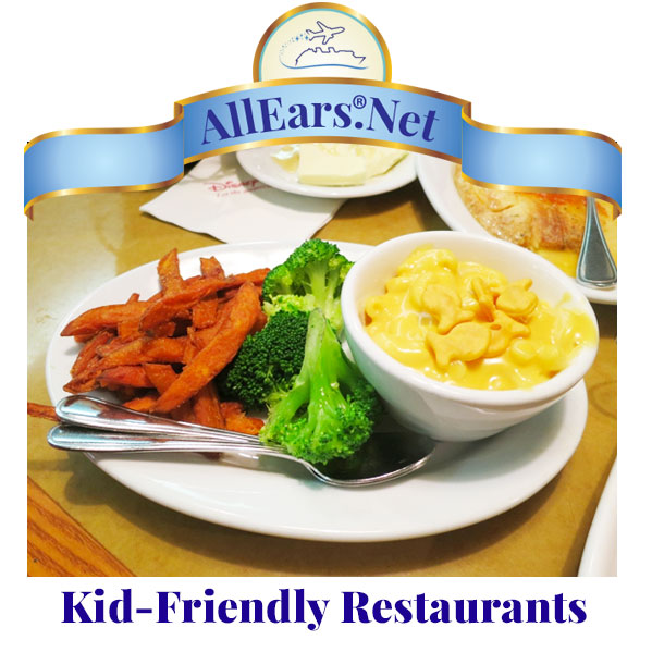 Find the best kid-friendly restaurants at Walt Disney World | AllEars.net