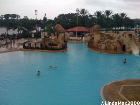 Disney's Caribbean Beach Resort Pool