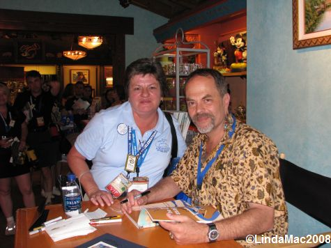 Joe Rohde Signing