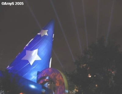 Sorcerer's Hat at Studios Passholder Event