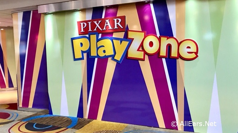 Pixar Play Zone Now Open at Contemporary Resort!