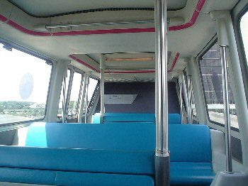 Monorail seating 2