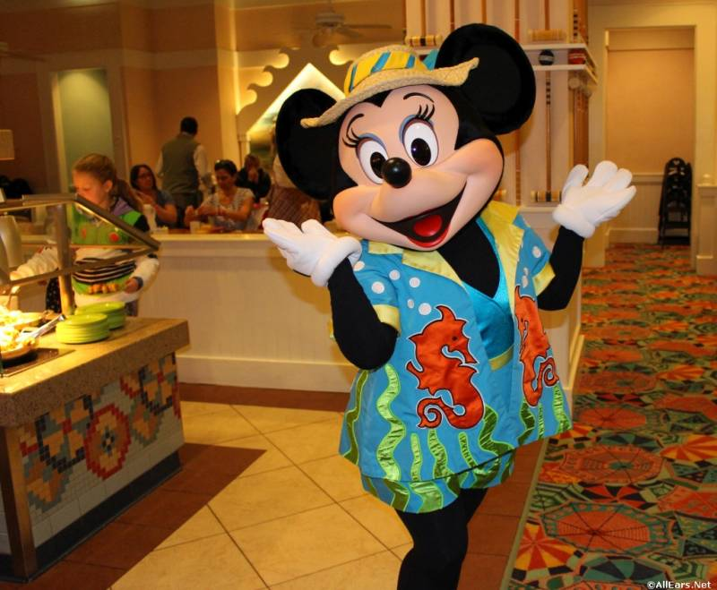Ranking Walt Disney World Character Meals
