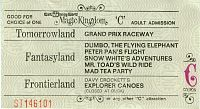 C Ticket Oct 1971