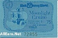 75 Child Moonlight Cruise Ticket