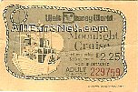76 Moonlight Cruise adult ticket