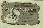 76 Moonlight Cruise child ticket
