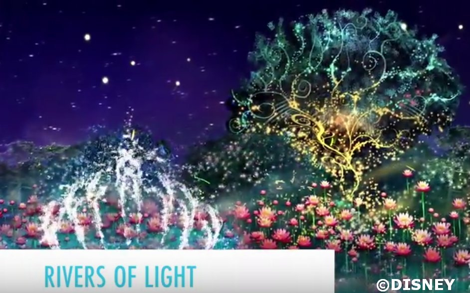 Rivers of Light More Details Revealed