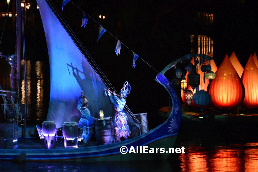 Rivers of Light Debuts at Disney's Animal Kingdom
