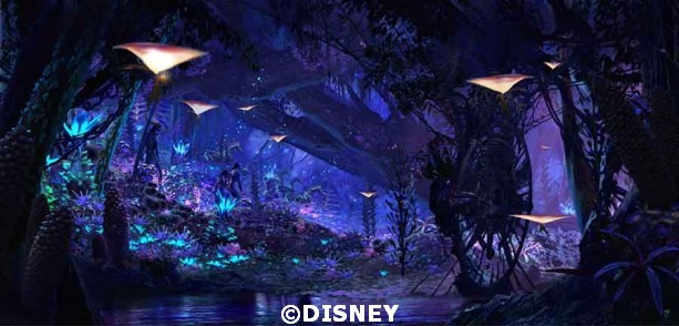 Details Released About Pandora - The World of Avatar
