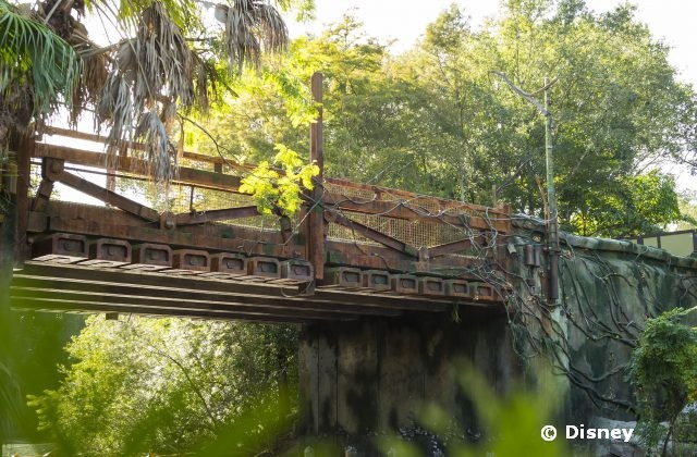 Entry Bridge to Pandora