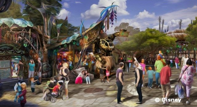 Pandora - The World of Avatar to Open in Summer 2017