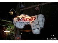 The Boneyard Sign