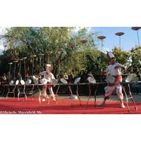 Epcot's Chinese Acrobats