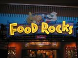 Food Rocks Entrance