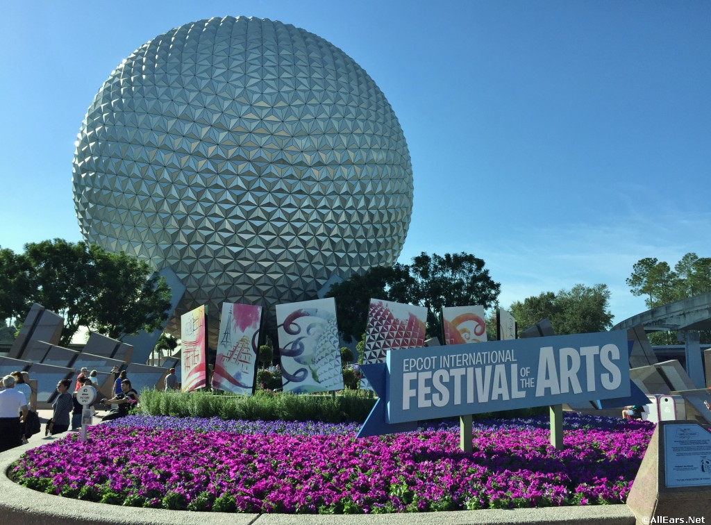 Epcot S Festival Of The Arts Food Studios Menus Released Allears Net