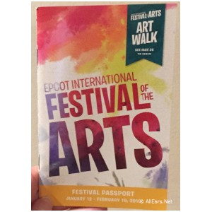 2018 Festival of the Arts Passholder Gift