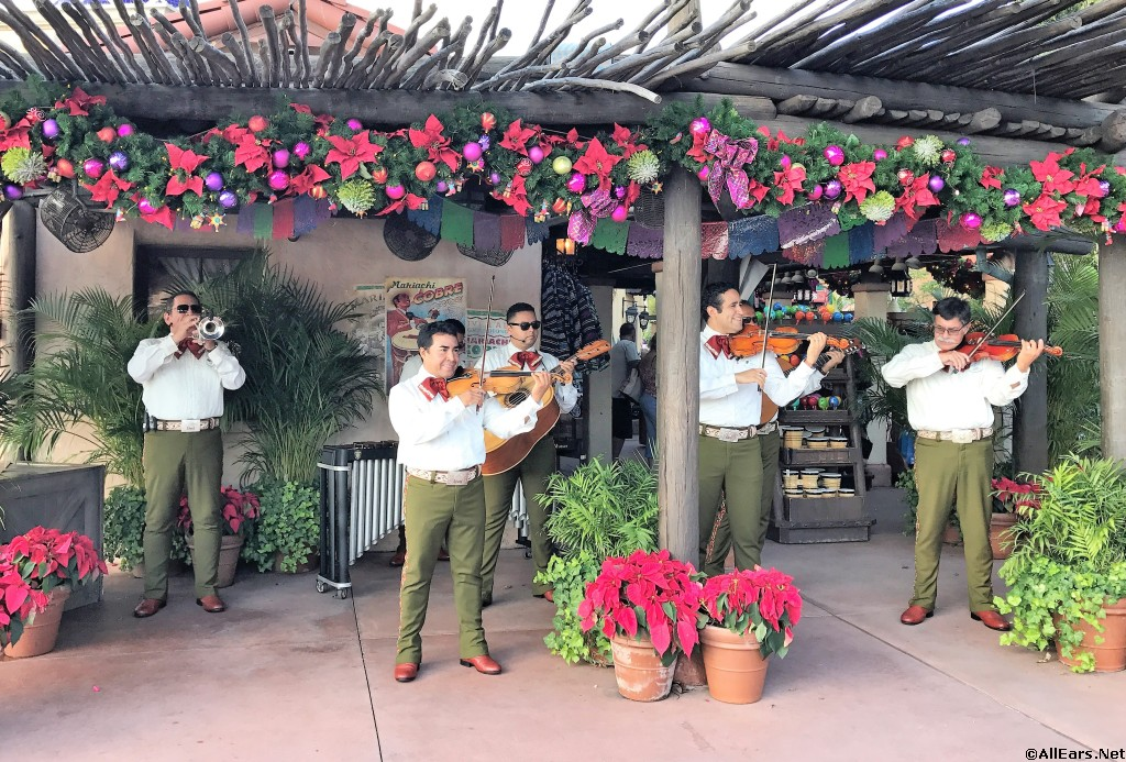 Las Posadas Mexico Epcot S Festival Of The Holidays Allears Net