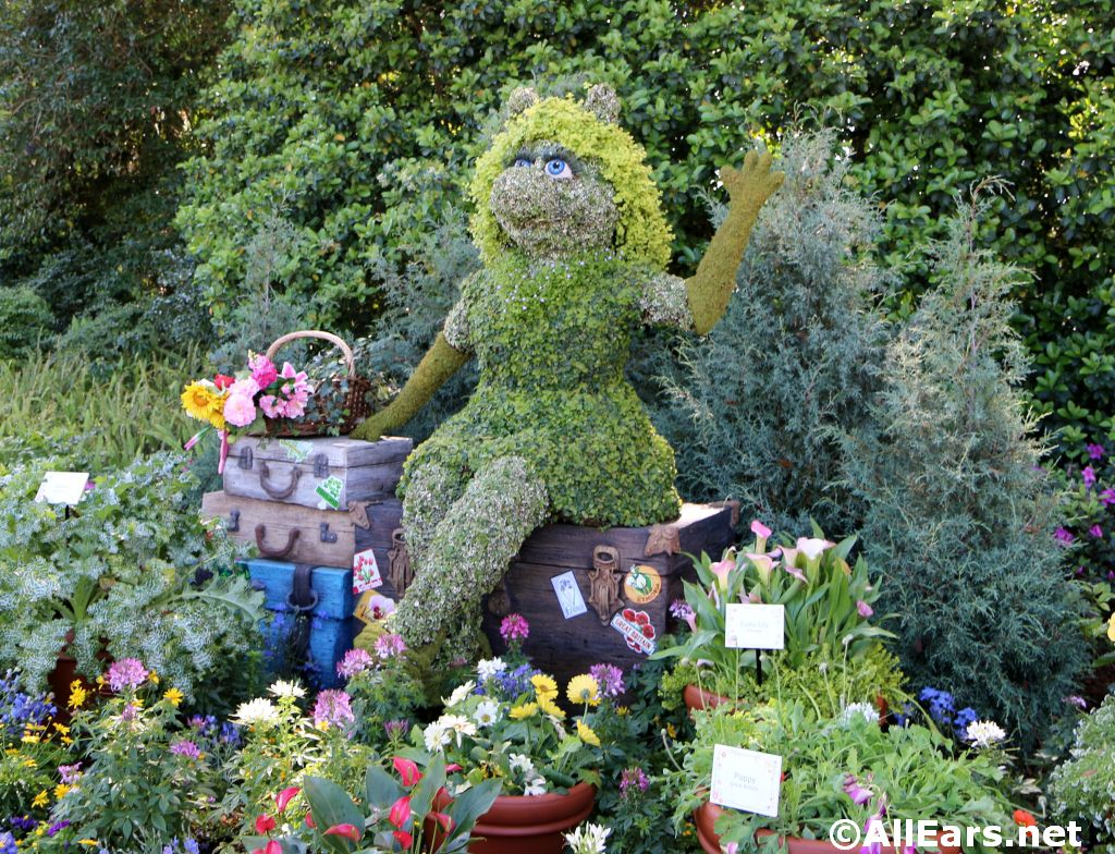 2015 Epcot Flower and Garden Festival Guide