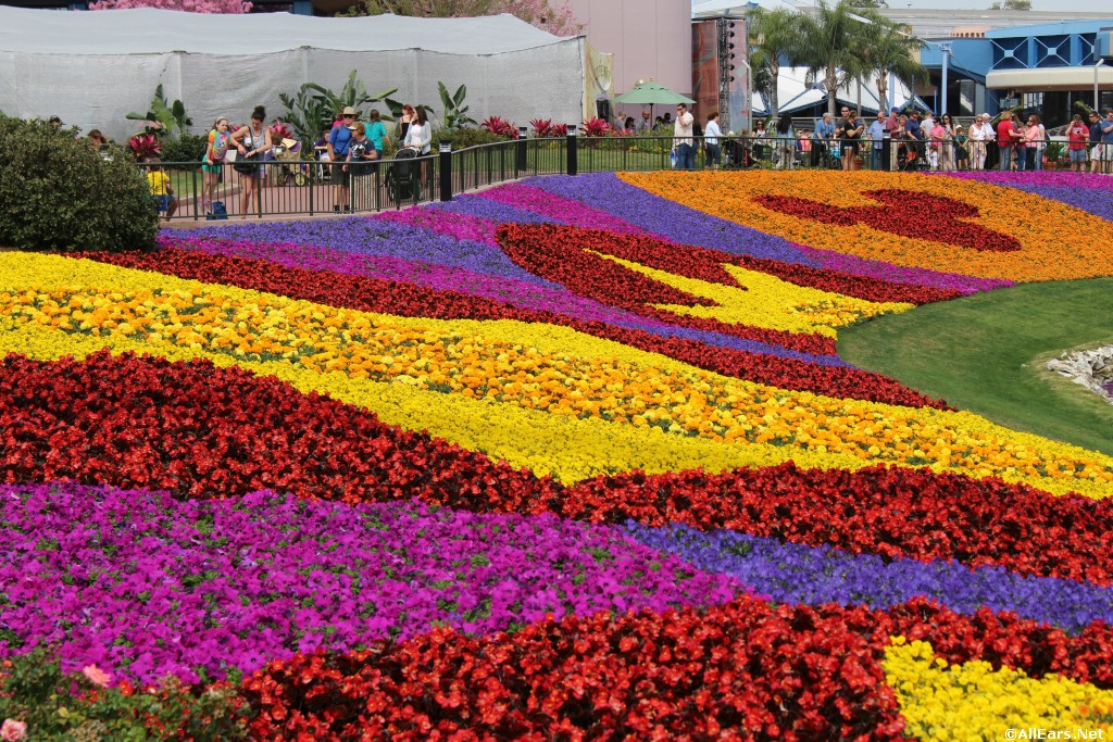 2017 Epcot Flower and Garden Festival Details Released