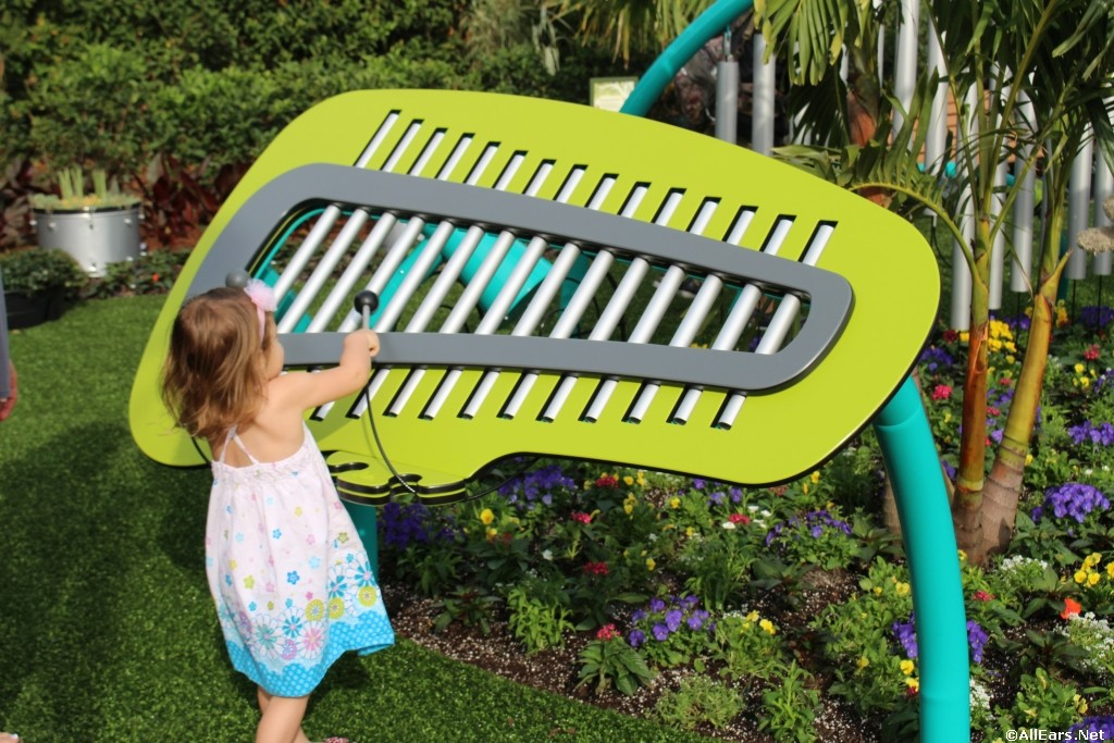 2016 Epcot Flower and Garden Festival Kids\' Play Areas - AllEars.Net