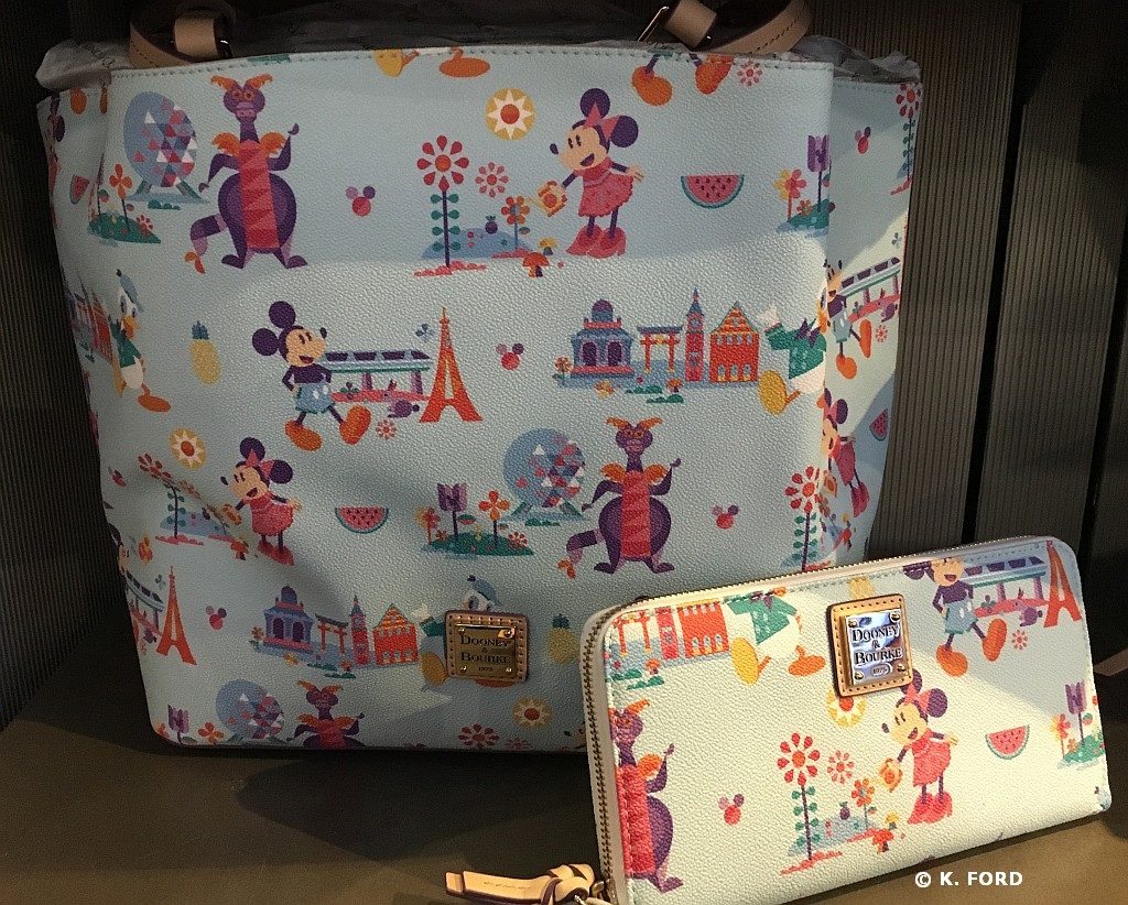Dooney and Bourke Flower and Garden Festival Bags