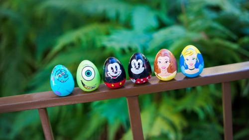 Easter Egg-stravaganza at Epcot