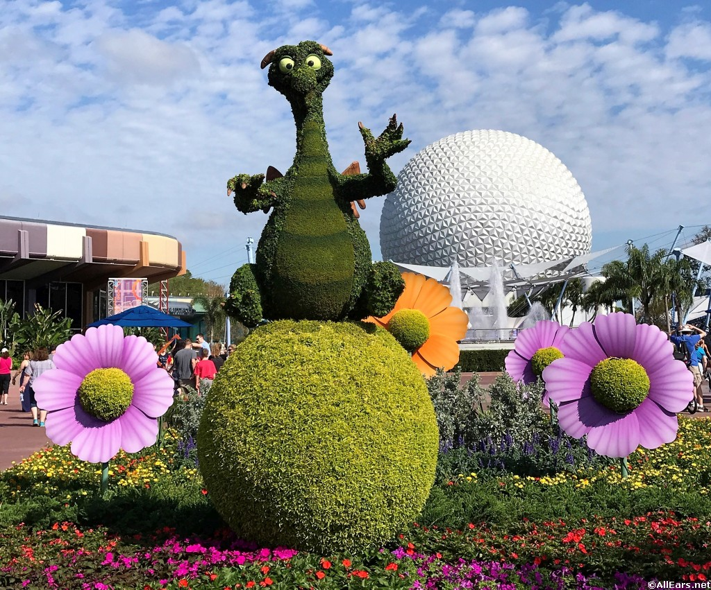 2018 epcot flower and garden festival topiary photo gallery